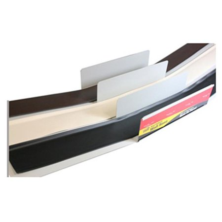 Slotted Display Shelf - M-D Building Products 09430074 3 Slot Wall Base Shelf Display