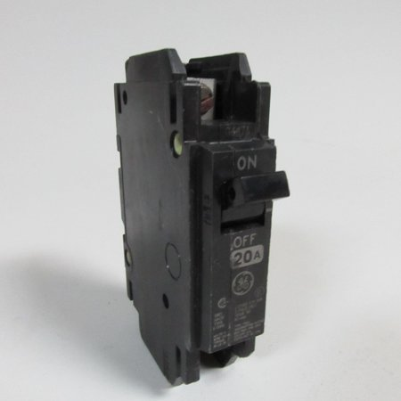 General Electric THQC1120WL Line and Load Lugs 1 Pole 120 Volt 20 Amp