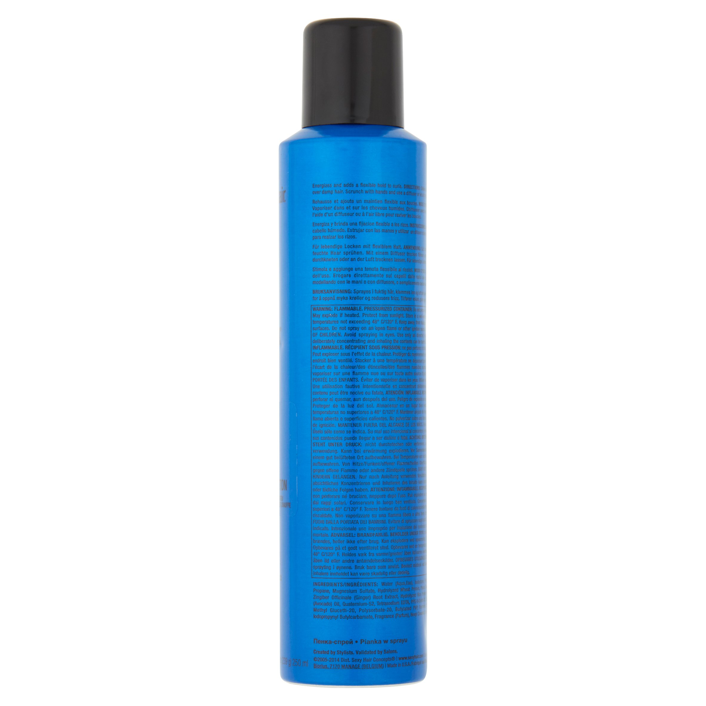 y Hair Curl Power Spray Foam, 8.4 oz - Walmart.com Rain Garden Designs Neska on