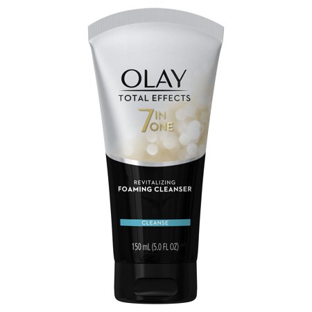 Olay Total Effects Revitalizing Foaming Facial Cleanser, 5.0 fl oz