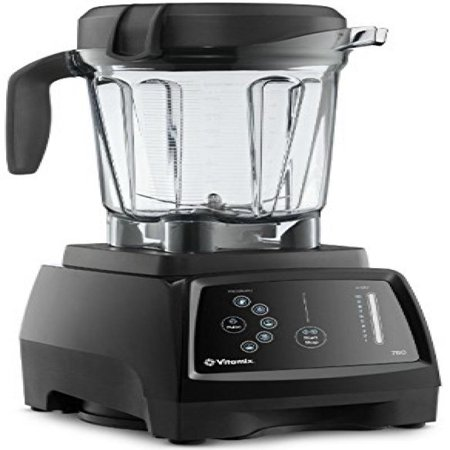 Vitamix G-Series 780 Black Home Blender with Touchscreen Control Panel and Cookbook