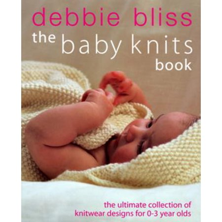 Baby Knits Book - The Baby Knits Book - eBook