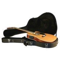 9273a81c1cc Product Image Guardian CG-022-DT Deluxe Archtop Hardshell Case, Thinbody  Acoustic Multi-Colored