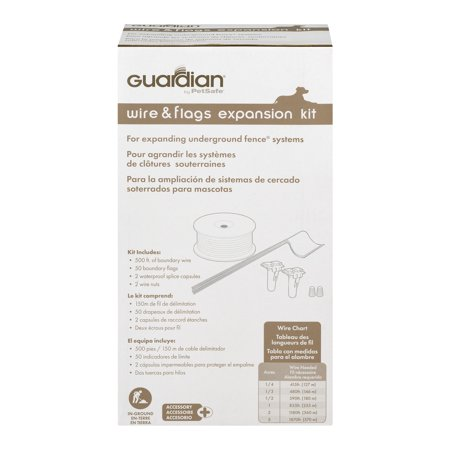 Guardian By Petsafe Wire And Flag Accessory Kit