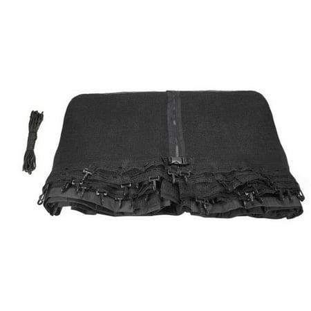 Upper Bounce 14' Replacement Safety Trampoline Net Using 6 Poles (Upper Pole)
