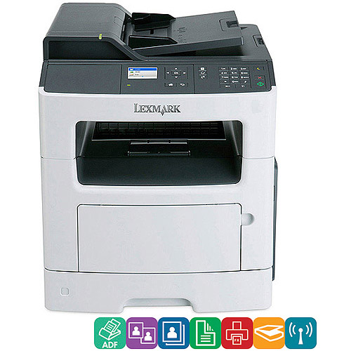Lexmark MX310DN Monochrome Laser MultiFunction Printer