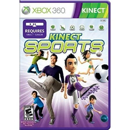 Refurbished Kinect Sports For Xbox 360