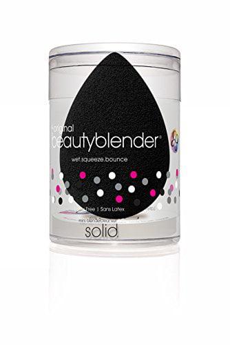 beautyblender Pro Sponge Black + Mini Blendercleanser Solid