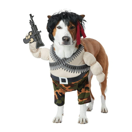 Action Hero Pet Costume - Pig Pen Costume