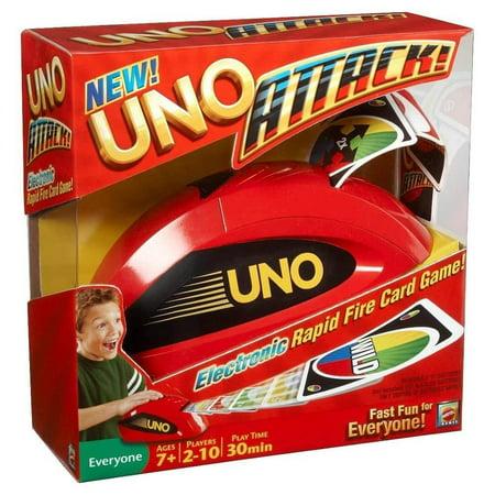 Uno Attack - Attack Card Game (Original Version), UNO Attack Card Game By UNO