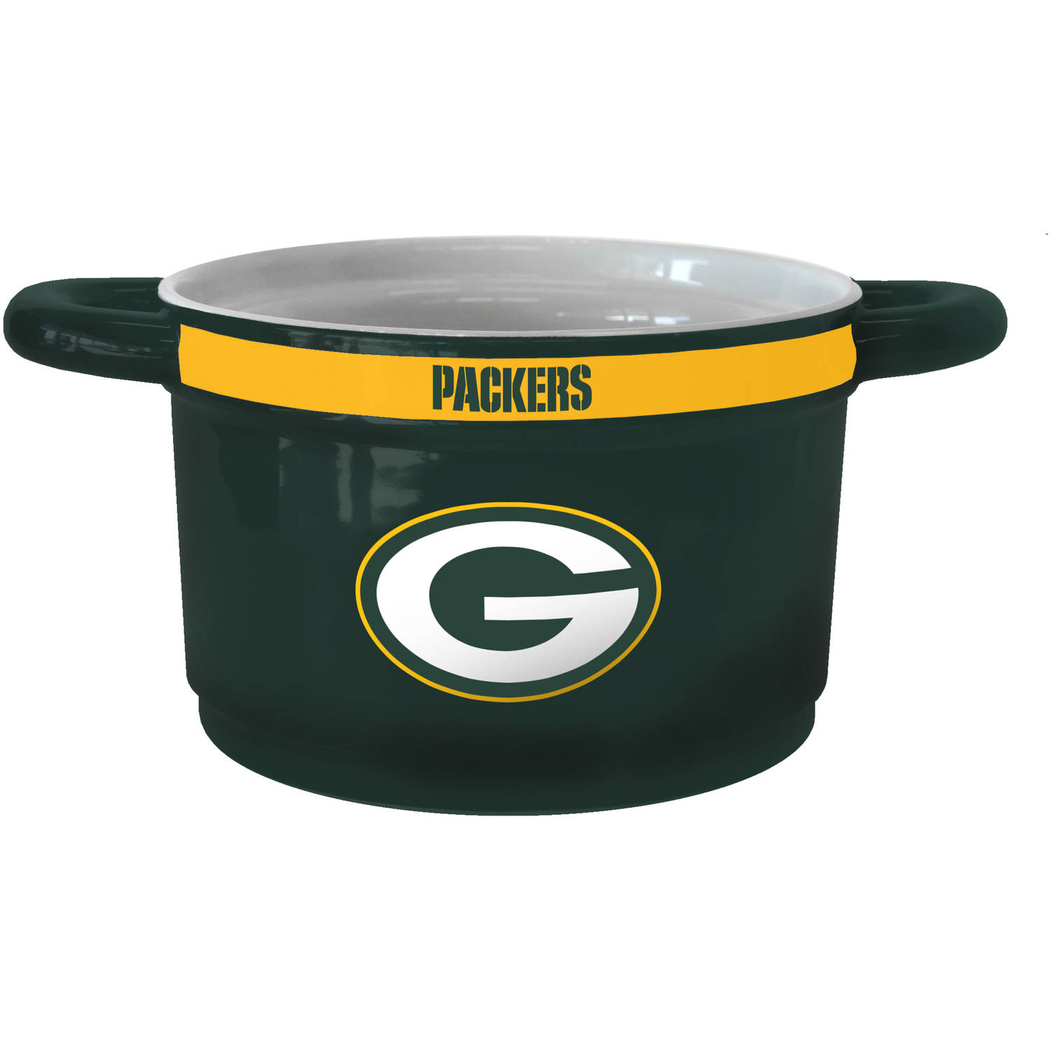 NFL Green Bay Packers Ceramic Game Time Bowl