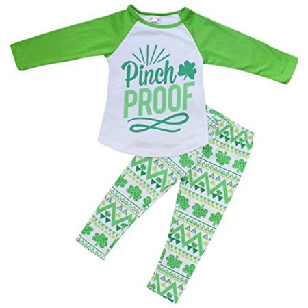 (Unique Baby Girls St Patrick's Day