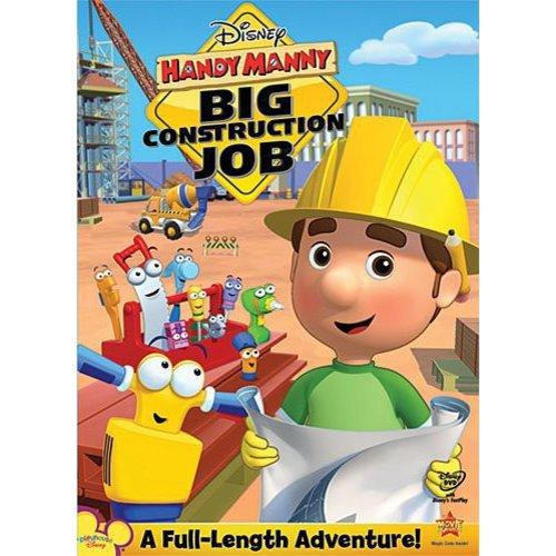 Handy Manny: Big Construction Job (Widescreen)