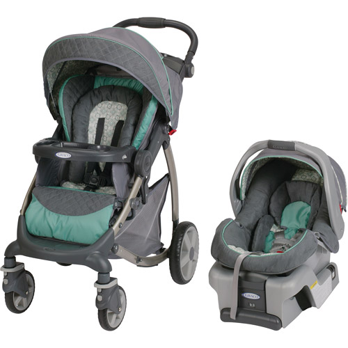 Graco - Stylus LX Travel System with SnugRide 30, Winslet