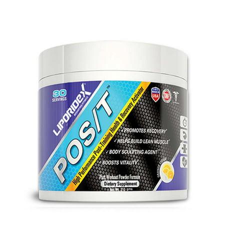 Liporidex POS/T - POST WORKOUT RECOVERY POWDER