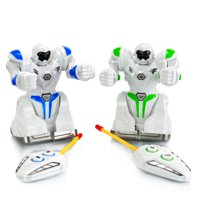 Combat Robots Set of Two with Remotes