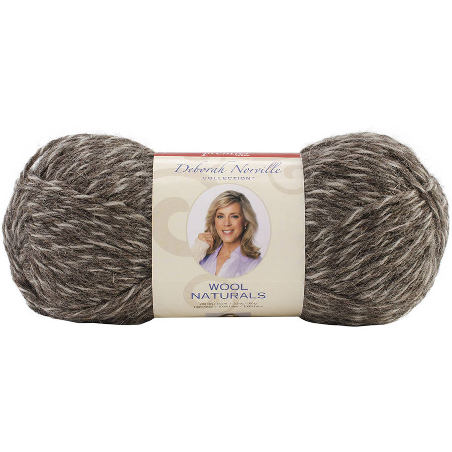 Premier Yarns Deborah Norville Collection Wool Naturals Yarn