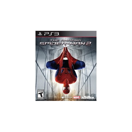 The Amazing Spider-Man 2 - Playstation 3 (The Amazing Spider Man Game Part 2)