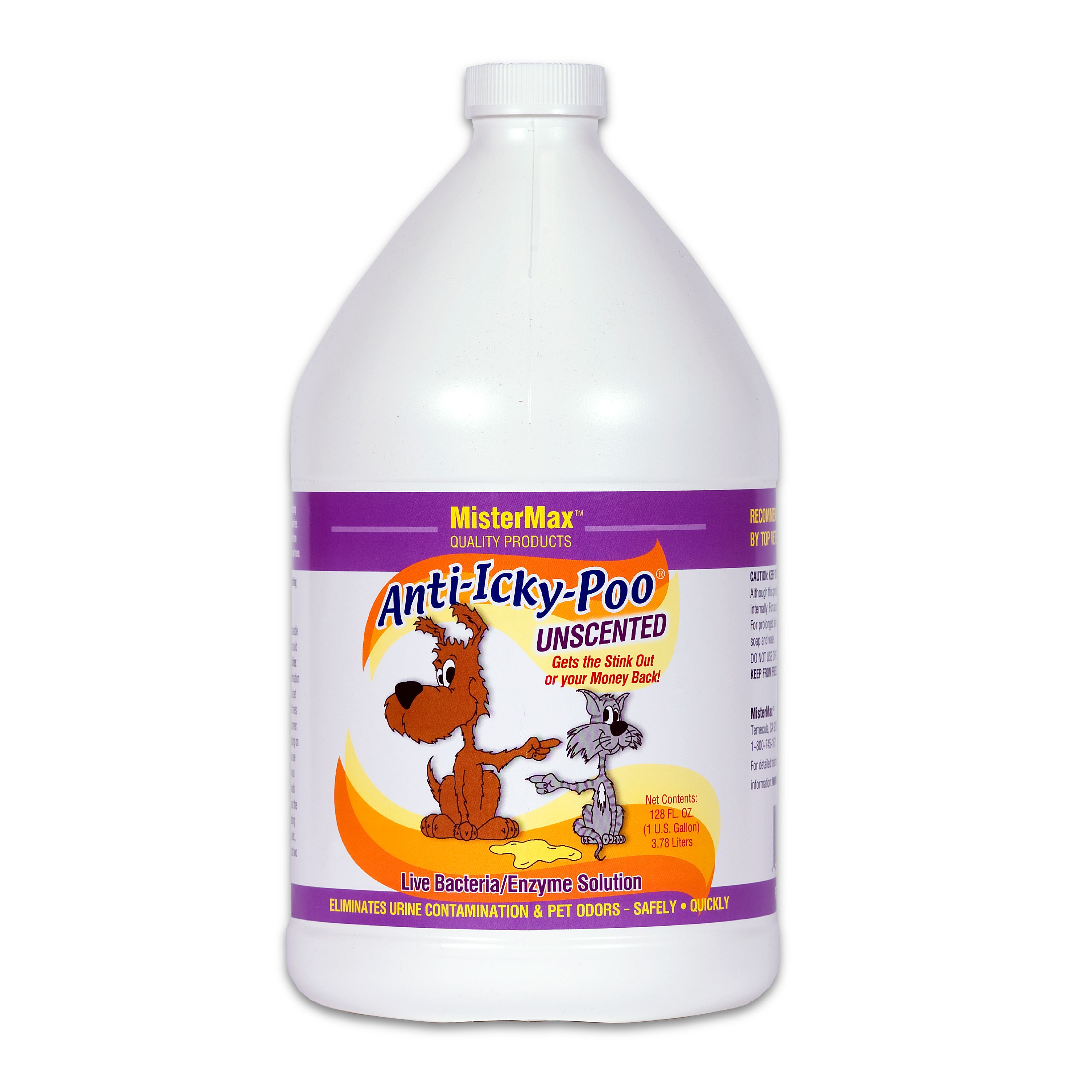 Anti-Icky-Poo Unscented Gallon