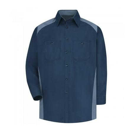 Mens Long Sleeve Motorsports Shirt