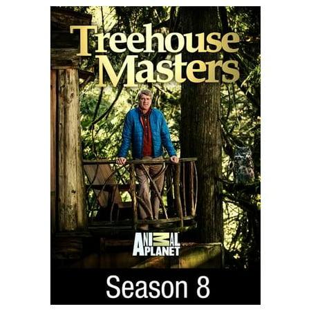 Treehouse Masters Season 8 2016
