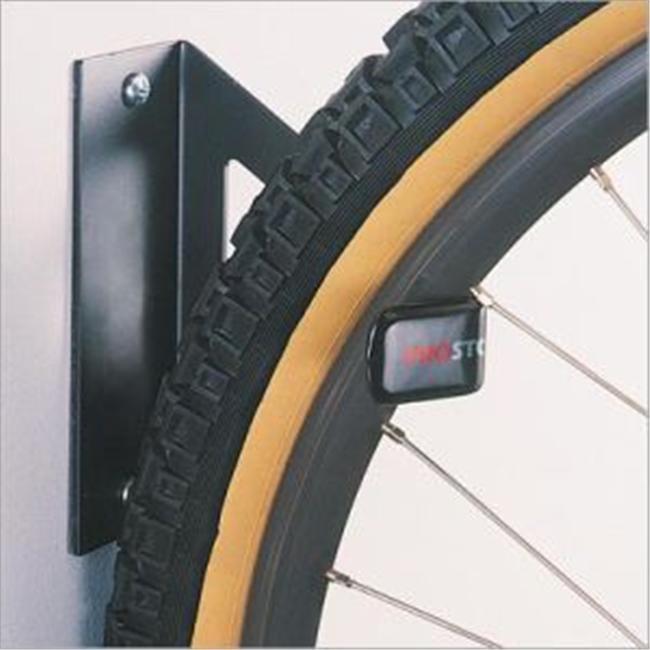 "5"" H x 2-1/4"" D Bike Hanger - Black"