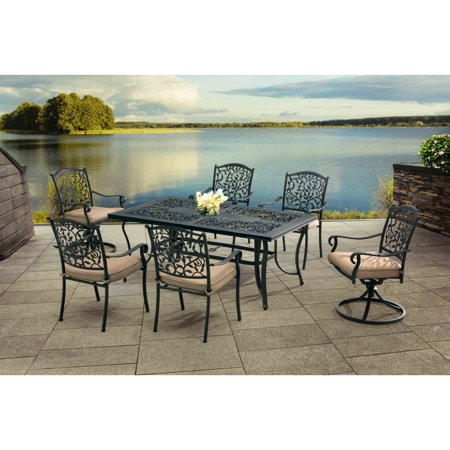 Sunnest Rectangular Patio Dining Set