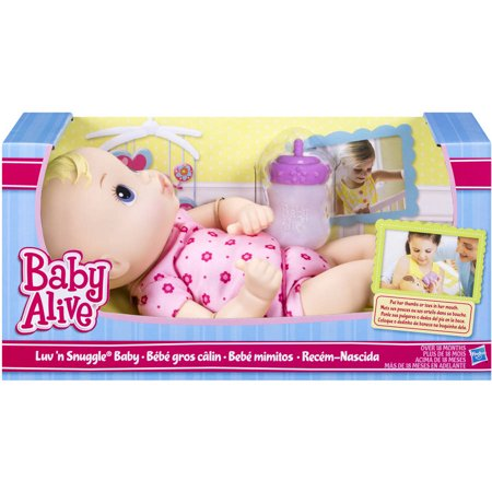 Baby Alive Luv 'n Snuggle Baby...