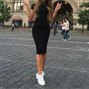 Girl12Queen - (Asian Size)Women Fashion Short Sleeve Round Collar ... eb09d9ec0