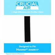 Hoover AH60015 Air Purifier Filter Fits WH10400, WH10600, WH10610, 400 & 600 Series