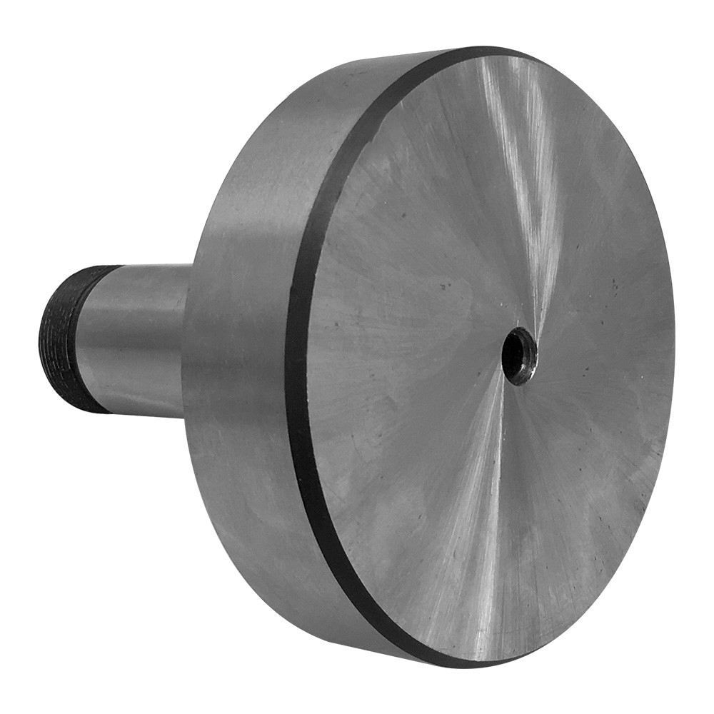 1'' x 4'' Diameter Precision 5C Fixture Mount Lathe Face Plate Steel Lathing Metal Working