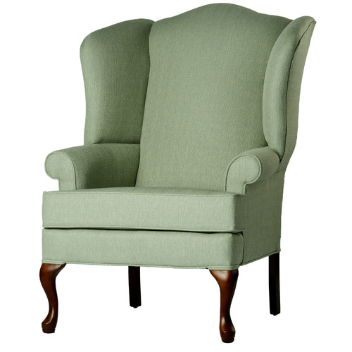 Canora Grey Alanya Wingback Chair