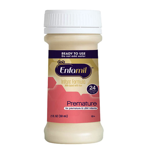 Mead Johnson Enfamil Premature Formula, with Iron Nursett...