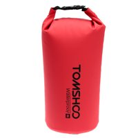 TOMSHOO 10L / 20L Outdoor Water-Resistant Dry Bag Sack Storage Bag for Travelling Rafting Boating Kayaking Canoeing Camping Snowboarding