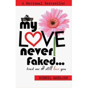 My Love Never Faked… - eBook