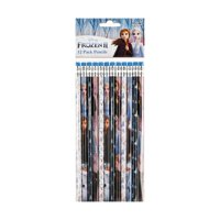 Frozen - Disney Frozen 2 12 Pk Pencils