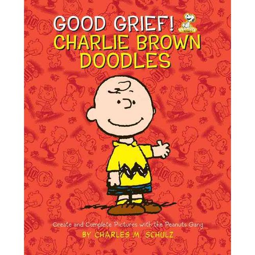 Good Grief! Charlie Brown Doodles: Create and Complete Pictures with the Peanuts Gang