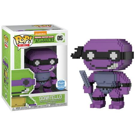 Teenage Mutant Ninja Turtles Funko POP! 8-Bit Donatello Vinyl Figure](Donatello Turtle)