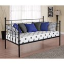 Hayley Metal Daybed, Space-Saving and Multi functional