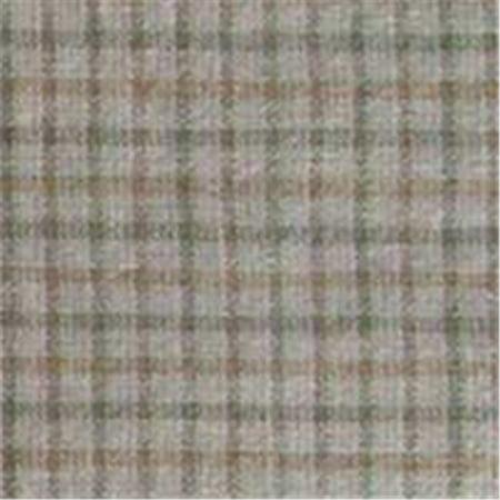 Patch Magic CBW322A Brown Light Checks, Bed Curtain 40 x 80
