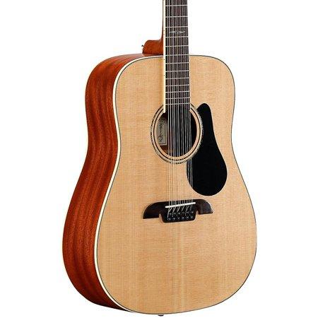 Artist Signature Guitars - Alvarez Artist Series AD60-12 Dreadnought Twelve String Acoustic Guitar