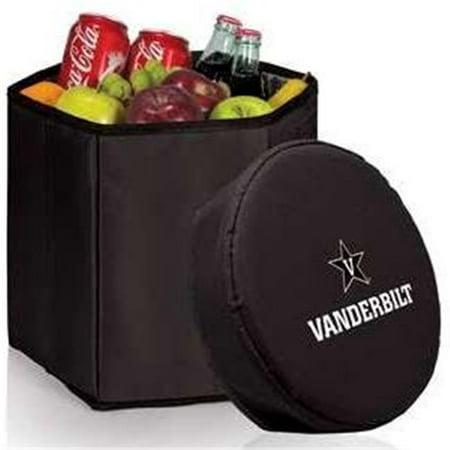 Texas University Tailgate Cooler (Vanderbilt University Commodores Digital Print Bongo Cooler Tailgate Tote Bag & Seat, Black )