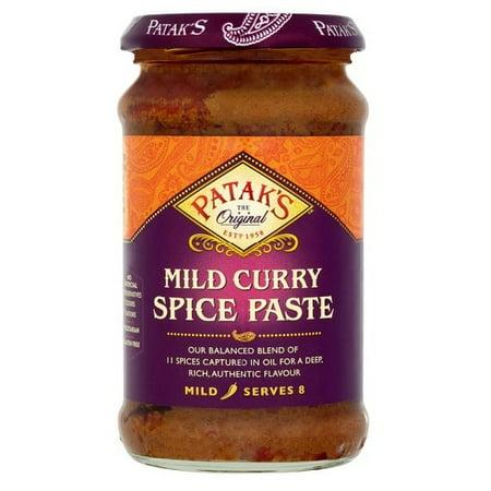 Patak's Original Mild Curry Paste (Coriander & Cumin) Mild - 10 oz