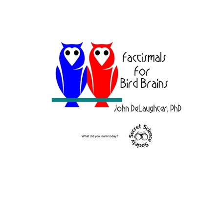 Factismals For Bird Brains - eBook
