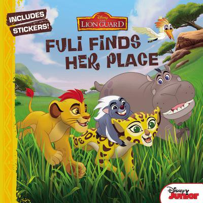 Her Special Place - The Lion Guard Fuli Finds Her Place