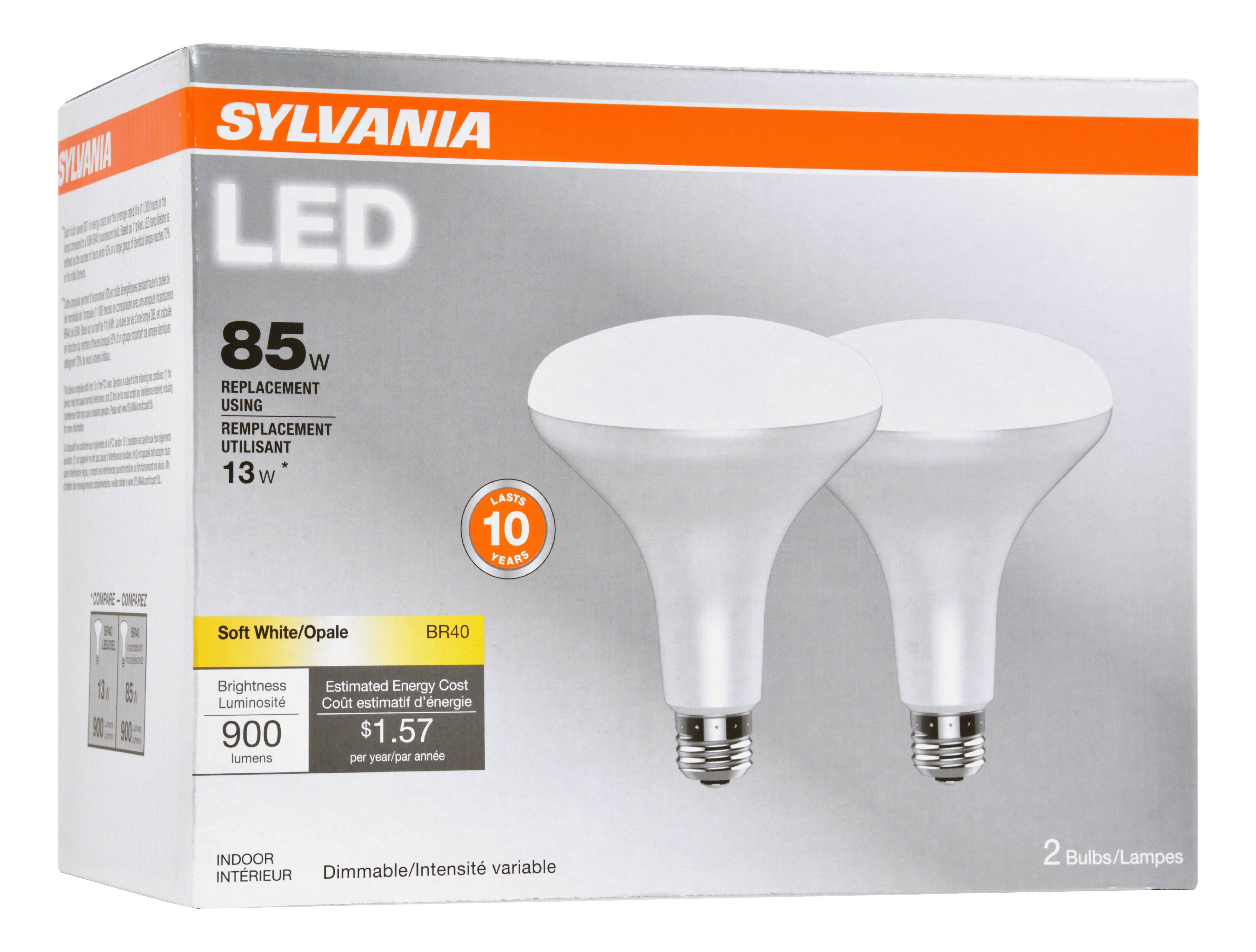 85W Replacement CFL Bulb