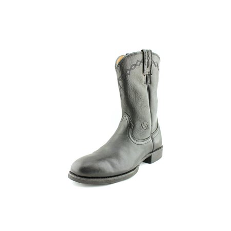 - Ariat Heritage Roper Women  Round Toe Leather  Western Boot