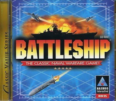 Hasbro Battleship [windows 95 98] by