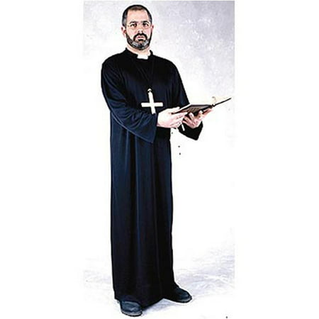 Priest Adult Halloween Costume](Halloween Costume Priest)