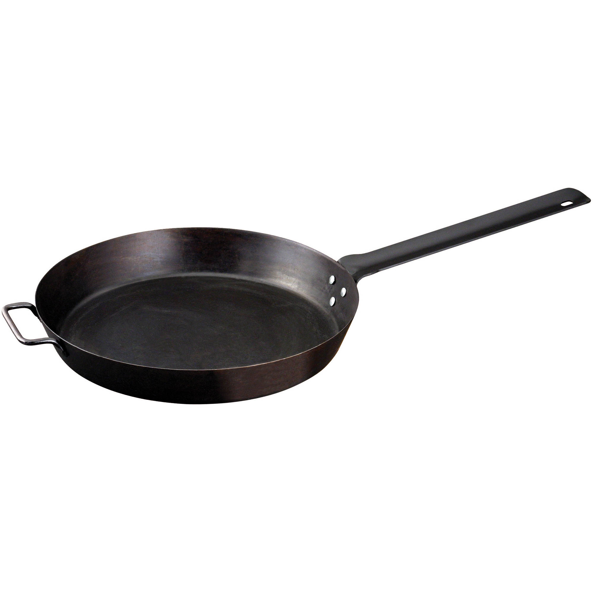 "Click here to buy Camp Chef 20"" Deep Dish Lumber Jack Skillet with Seasoned Finish by Camp Chef."